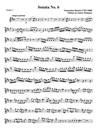 """Sonate No.6 en Ré majeur """"Tempête"""""""