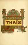 Thaïs (Vocal score)