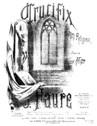"""Crucifix """"Chant réligieux"""""""