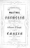 Maître Pathelin (Opéra comique)