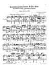 Concerto  Brandenbourgeois No.3 en Sol majeur