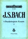 Concerto Brandebourgeois No. 3 en Sol Majeur