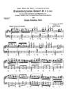 Concerto Brandebourgeois No. 4 en Sol Majeur
