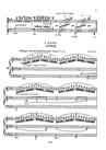 3 Etudes pour Piano