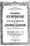 Symphonie No.1