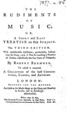 The Rudiments of Music
