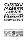 """Symphonie No.6 """"Tragic"""""""
