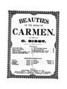 Carmen Waltz and Galop
