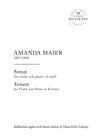 Sonate en Si mineur pour Violon et Piano
