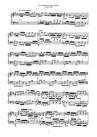 Piano Fughetta G-Dur