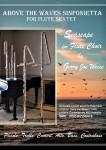 Weise, Gerry Joe: Above the Waves Sinfonietta for Flute Sextet