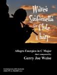 Weise, Gerry Joe: Waves Sinfonietta for Flute and Harp
