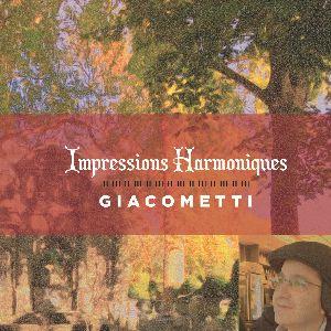Premier CD: Impressions Harmoniques