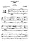 Aria. - Organ transcription
