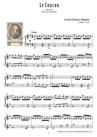 LE COUCOU. Trascrizione da Concerto per Organo manualiter