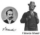 Monti, Vittorio: CZARDAS Trascrizione da Concerto per Pianoforte