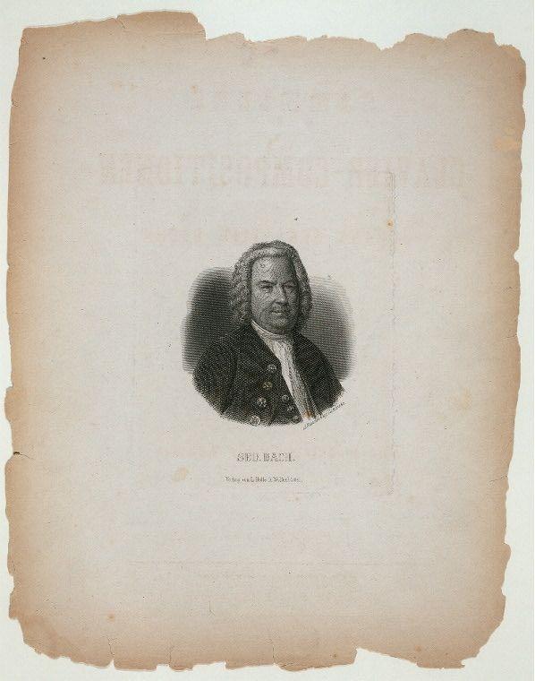 Bach, Johann Sebastian: Ach Gott, tu dich erbarmen (the Neumeister Collection)