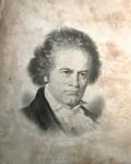 """Beethoven, Ludwig van: ADAGIO from """"moonlight sonata"""" Trascrizione da Concerto per Pianoforte, Organo, Violino e Violoncello"""