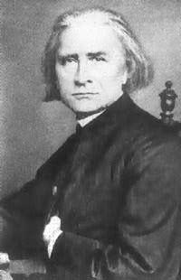 Liszt, Franz: The Sheperd at the Manger. Organ man. transcription