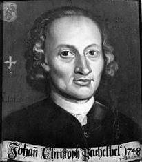 Pachelbel, Johann: Ciacona in f-moll