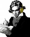 Beethoven, Ludwig van: Allegretto from Symphony No.7, Op.92  Transcribed for Harmonium (Org. man.) & Piano