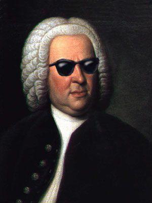 Bach, Johann Sebastian: ALLEGRO. Trascrizione da Concerto per Clavicembalo (Piano) e Organo manualiter.