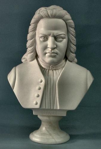 Bach, Johann Sebastian: Aria: Ich habe genug. Transcribed for Bass and Organ