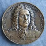 Bach, Johann Sebastian: Fugue for Lute. Organ manualiter transcription. (harpischord or piano)