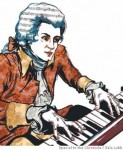 "Mozart, Wolfgang Amadeus: ANDANTE ""Theme from Elvira Madigan's movie. TRASCRIZIONE DA CONCERTO PER GRANDE ORGANO"