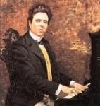 """Mascagni, Pietro: Ave Maria! Original adaptation by Mascagni from the Celebrated Intermezzo from """"Cavalleria Rusticana"""" Voice & Organ transcription (in E major, in Eb major, in D major)"""