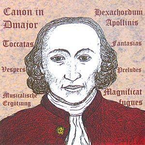 Pachelbel, Johann: CHRISTUS, DER IST MEIN LEBEN Choral mit 12 Variationen