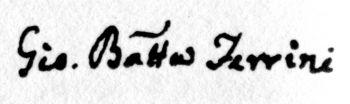 """Ferrini, Giovan Battista: Toccata 2a. per Organo (Vatican Biblioteca Apostolica """"Mutii MS"""")"""