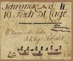 """Petzold, Christian: """"Toccata di Petzold""""  Mus.ms. Sächsische Landesbibliothek (Autograph)"""