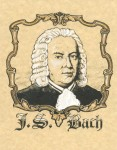 Bach, Johann Sebastian: Sinfonia from Church Cantata BWV 35 transcribed for Harpsichord