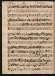 Haendel, Georg Friedrich: Trio g-moll à 2 Clav et Ped. (Staatsbibliothek Berlin) HWV 386a