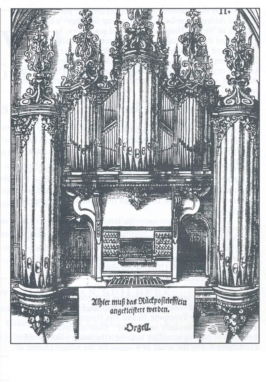Krebs, Johann Tobias: Trio à 2 Clav. è Ped.