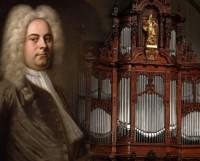 """Haendel, Georg Friedrich: Air: """"Lascia ch'io pianga"""". Organ transcription"""