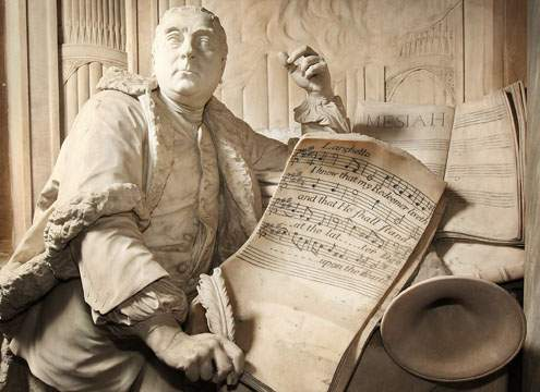 Haendel, Georg Friedrich: The Rejocing -Organ transcription