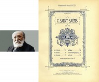 Saint-Saens, Camille: Toccata pour le Piano Op.72