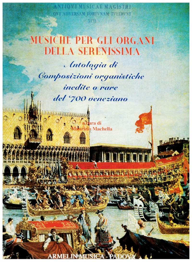 Anonymous: Sinfonia brillante per Organo (Anonimo Veneziano XVIII s.)