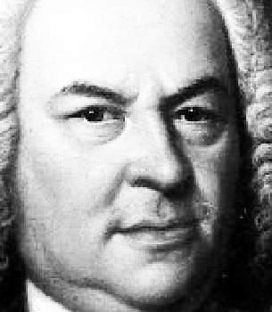 Bach, Johann Sebastian: Trio a 2 Clav et Ped. di J.S. Bach  Herr Jesu Christ, dich zu uns wend