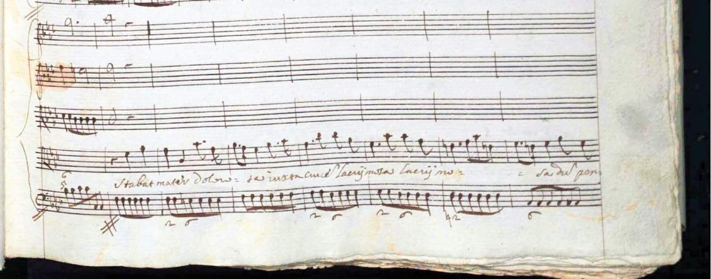 Vivaldi, Antonio: Stabat Mater (I Mov.) - Organ transcription