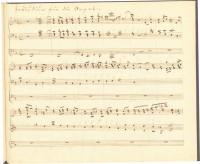 Mendelssohn, Fanny: Prelude für Orgel in F dur (Original work)