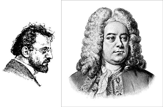 Haendel, Georg Friedrich: Halleluja. Organ transcription by Sigfrid Karg-Elert (1877-1933)