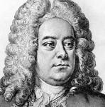 Haendel, Georg Friedrich: Aria. - from Concerto HWV 330 Organ transcription
