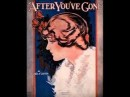 Layton, Turner: After You've Gone