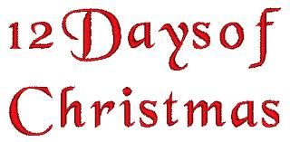Traditional: The Twelve Days of Christmas