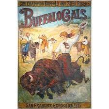 Hodges, John: Buffalo Gals