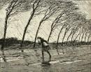 Scholler, Gunter: le vent et la pluie