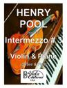 Intermezzo for Violin & Piano # 3 (Score & Part)